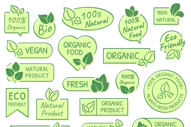 green-leaves-labels-eco-healthy-and-natural-products-certified-qual