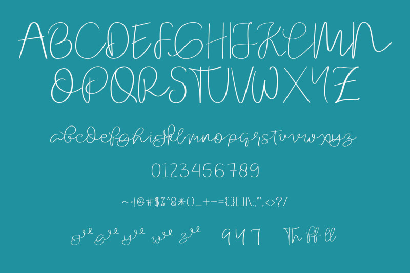 orchard-font
