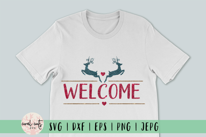 welcome-christmas-svg-eps-dxf-png