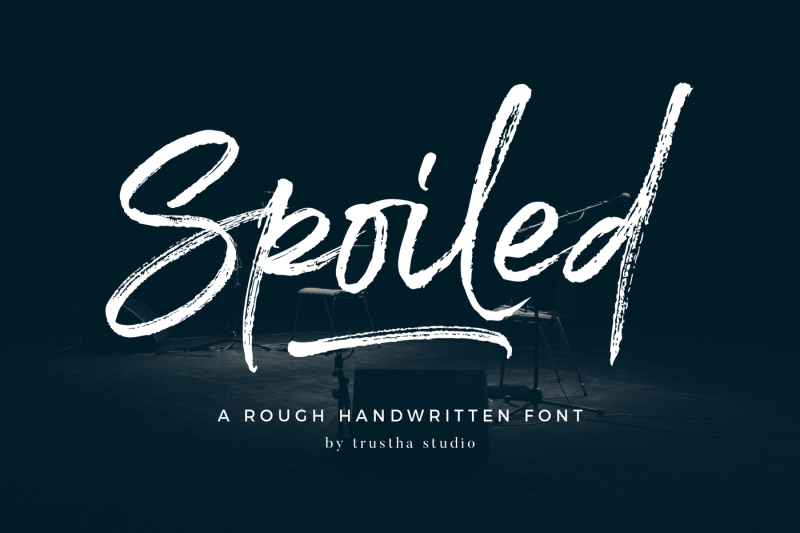 spoiled-font