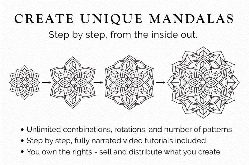 mandala-creator-pro-basic-edition-coloringbook-mandala-kit
