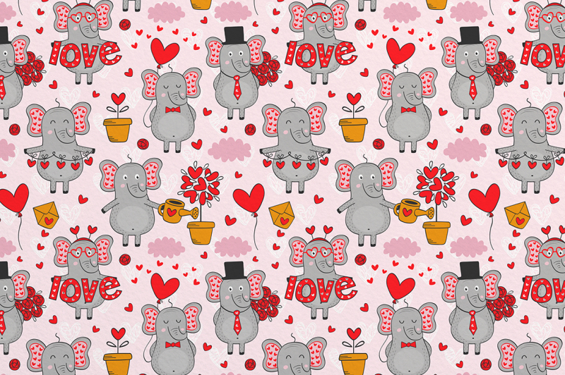 collection-elephant-in-love