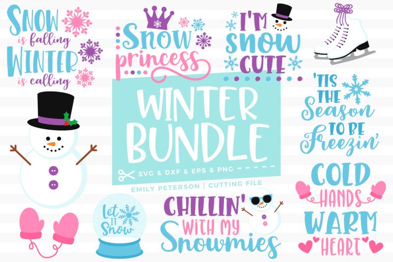 winter-bundle-svg-dxf-10-designs