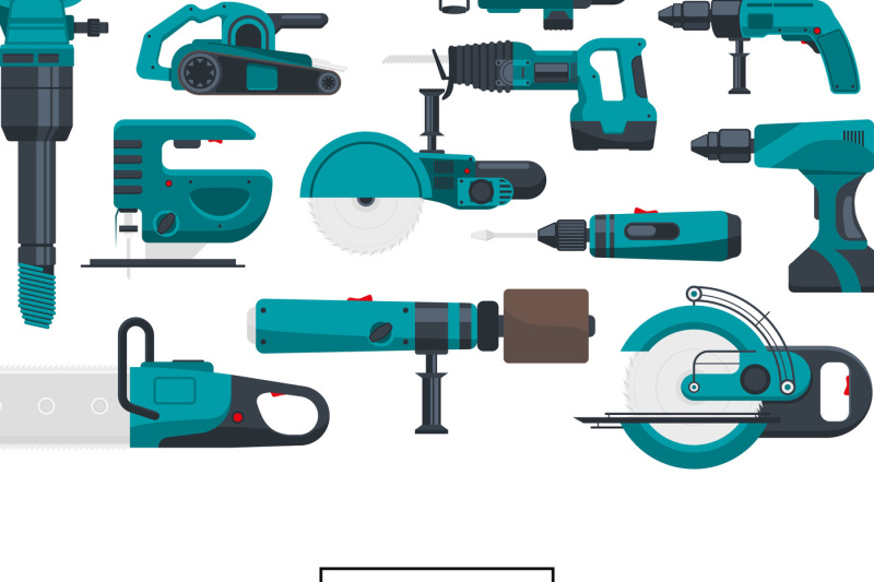 vector-background-with-electric-construction-tools