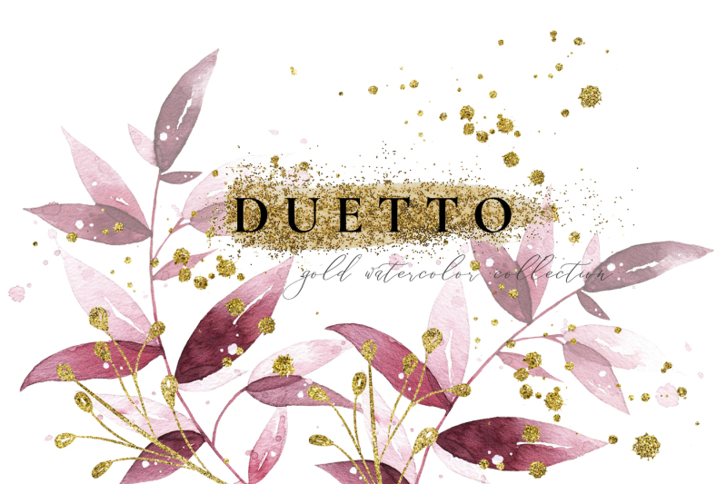 duetto-gold-watercolor-collection