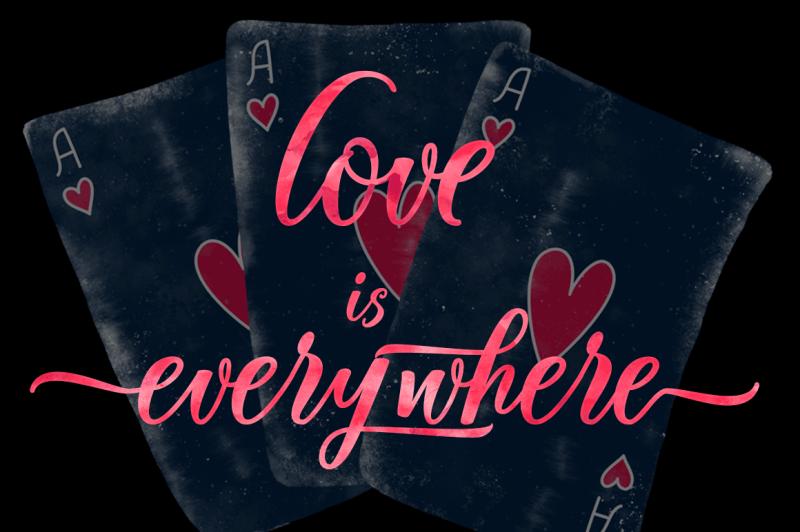 valentine-script