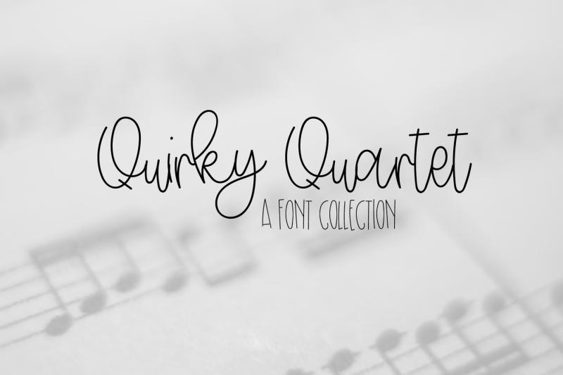 quirky-quartet