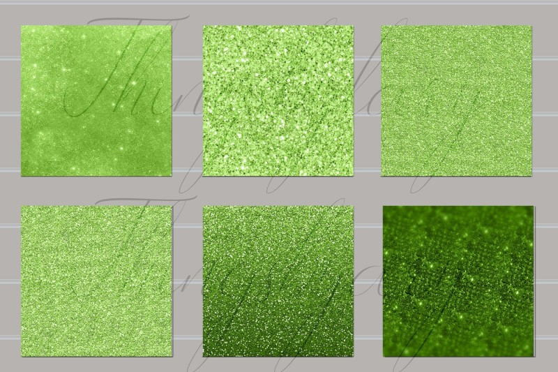 42-greenery-glitter-and-sequin-digital-papers
