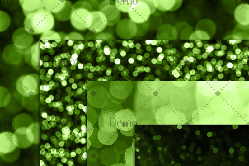 42-greenery-bokeh-and-glitter-digital-papers-12-x-12-inch