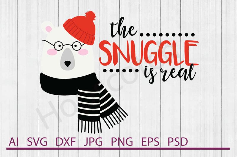polar-bear-svg-polar-bear-dxf-cuttable-file