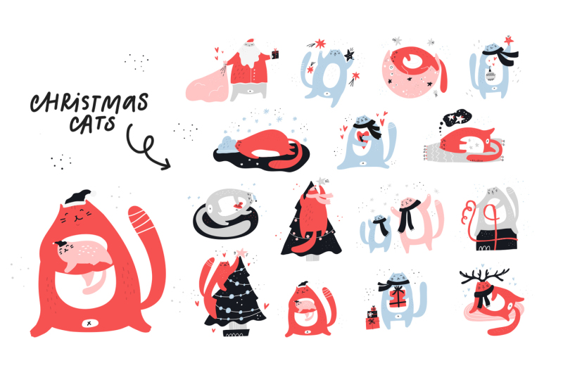 murry-christmas-festive-cats