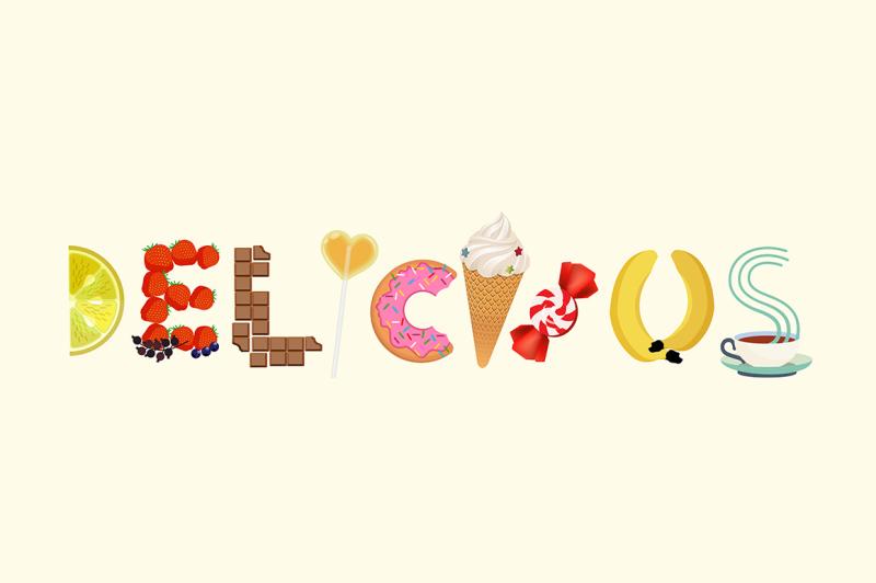 food-alphabet