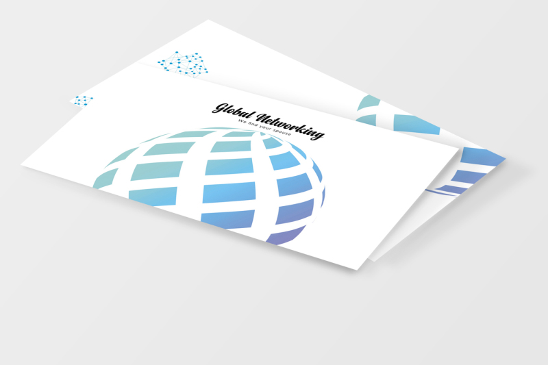 global-business-card-template
