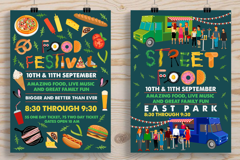 food-truck-festival-flyer-template