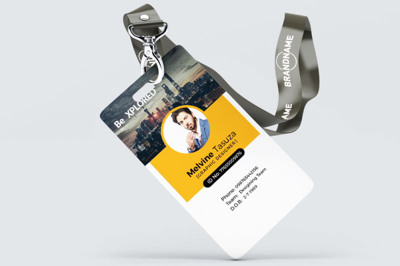 business-id-card-template