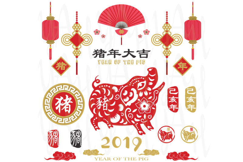 spring-festival-year-of-the-pig-2019