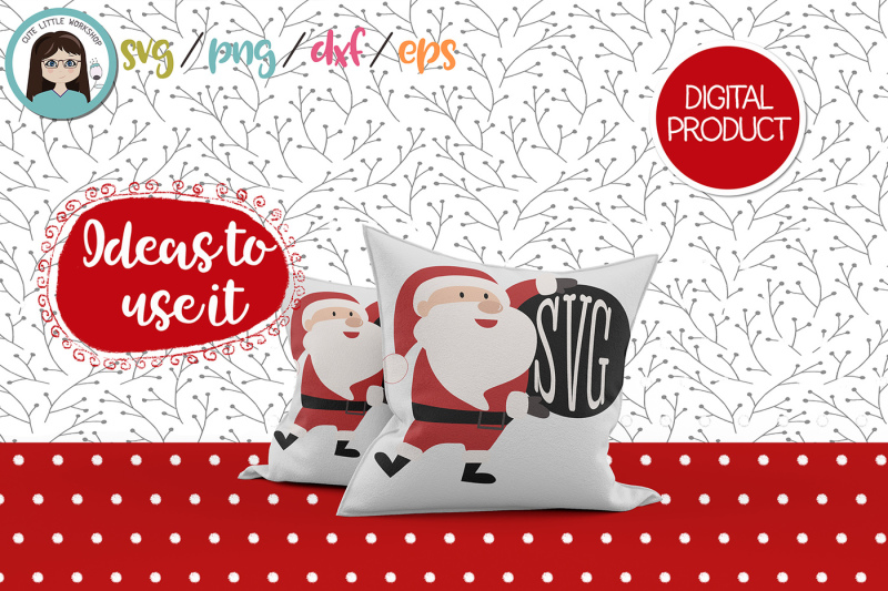 santa-claus-monogram-svg-dxf-png-eps