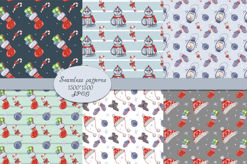 christmas-digital-paper-patterns