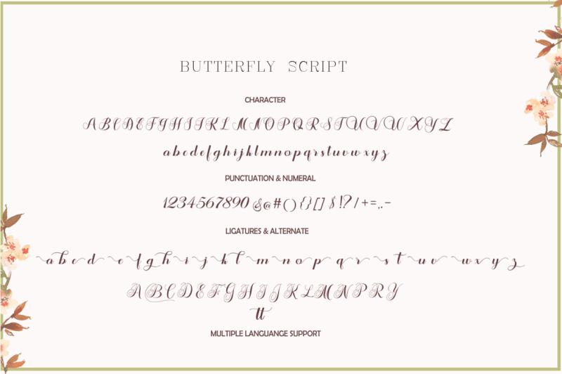 butterfly-script