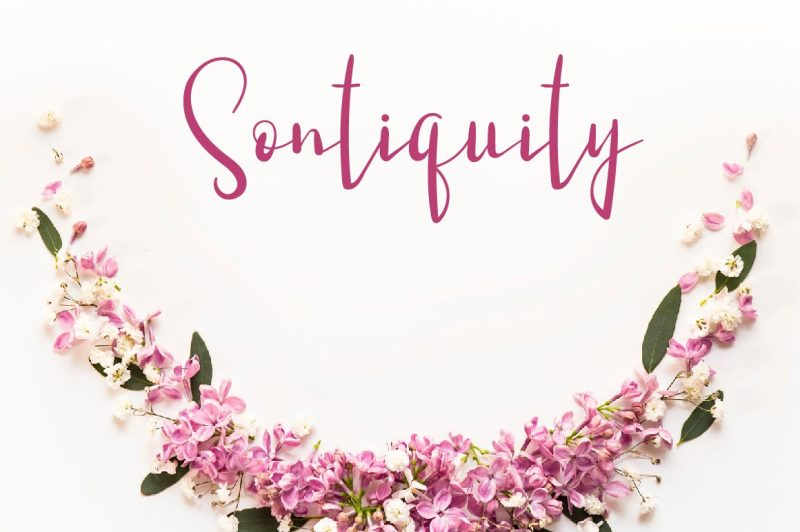 sontiquity-font-by-watercolor-floral-designs
