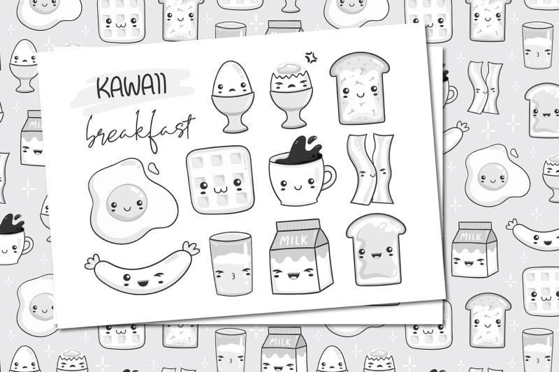 kawaii-breakfast