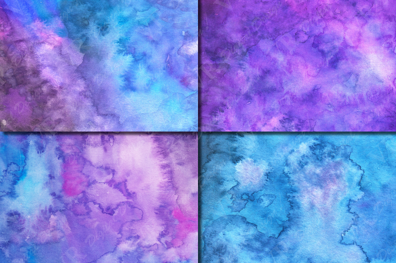 purple-and-blue-watercolor-digital-paper-hanpainted-abstract-texture