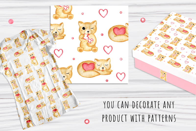 watercolor-valentine-patterns