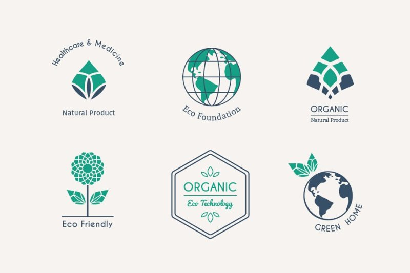 6-ecological-logo-templates