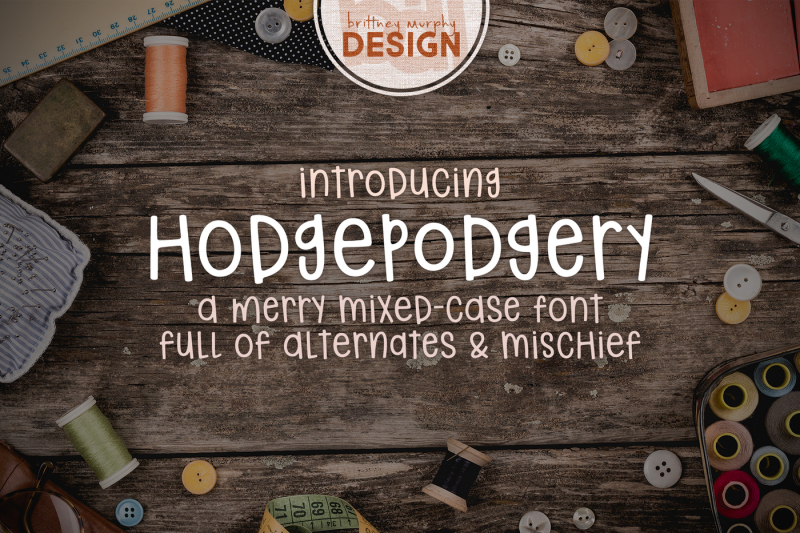 hodgepodgery