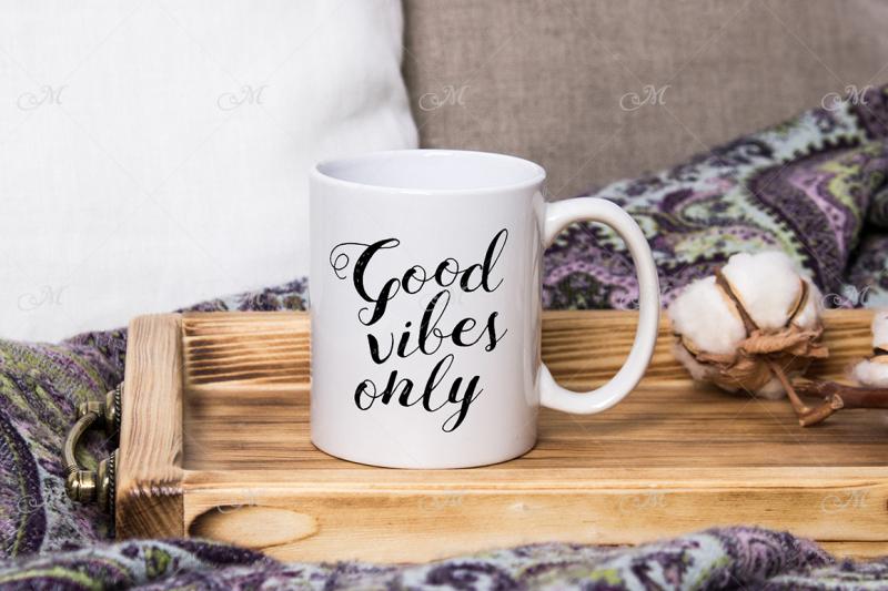 Free Cozy Home Mug Mock-up. PSD&JPG (PSD Mockups)