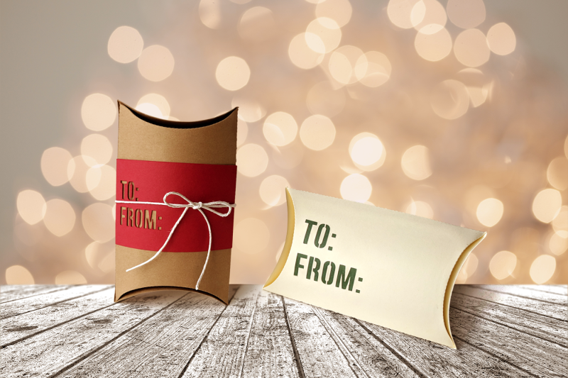 to-from-pillow-box-svg-png-dxf