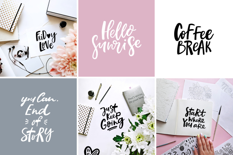200-handlettered-quotes-for-instagram