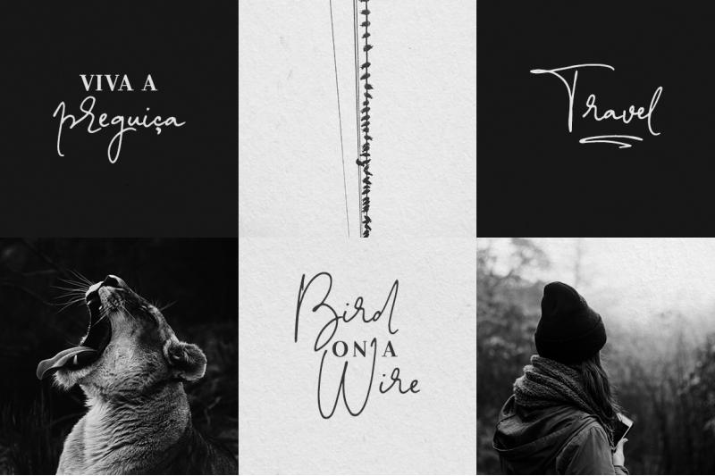 unika-lite-a-signature-font