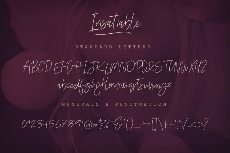 insatiable-script-font