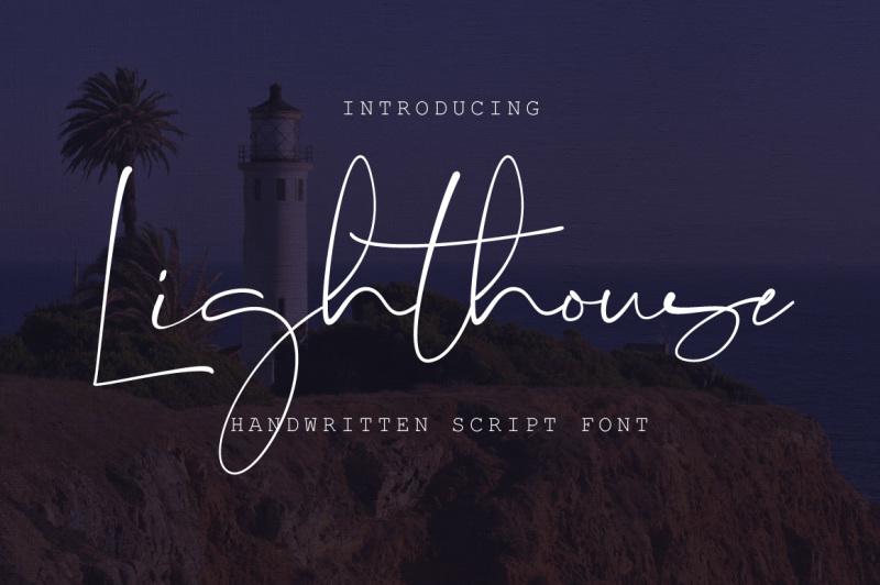 lighthouse-script