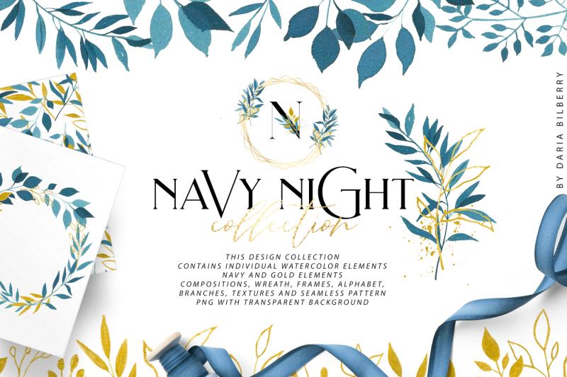 navy-night