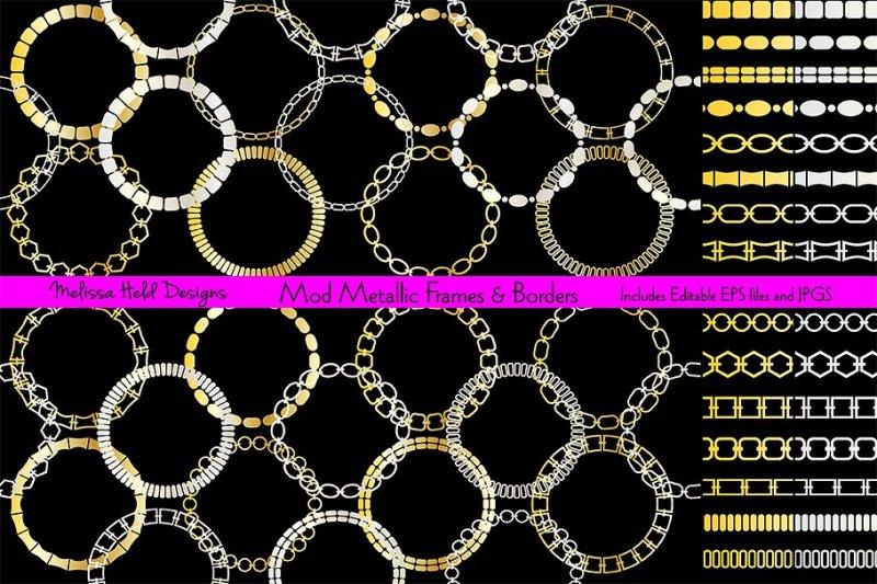 mod-metallic-frames-and-borders