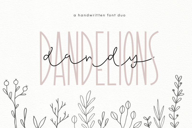 dandy-dandelions-a-script-and-print-font-duo