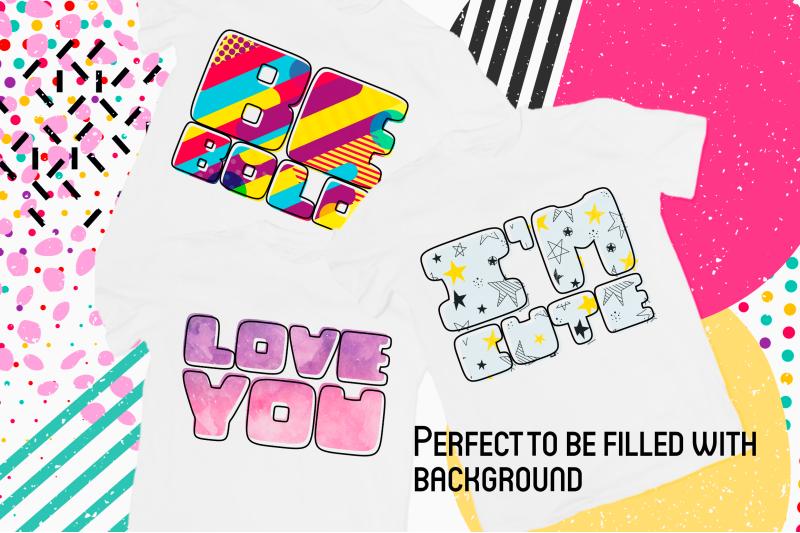 blober-cute-bold-font