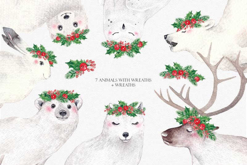 arctic-animals-watercolor-set-part-1
