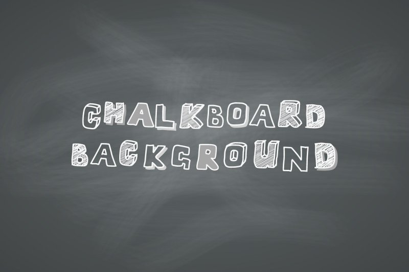 vector-chalkboard-background