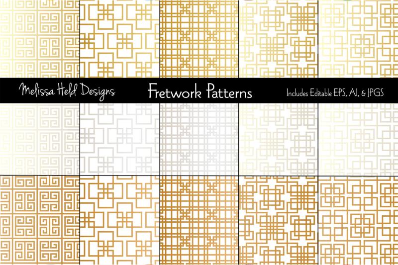 metallic-fretwork-patterns