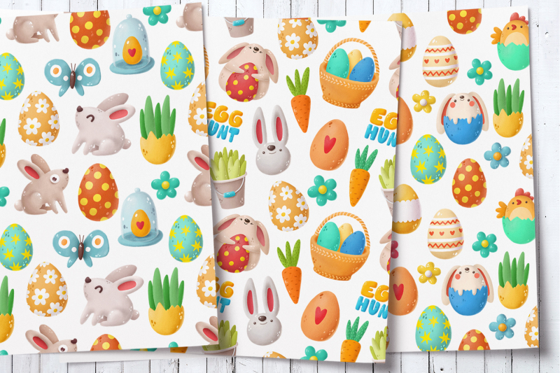 easter-patterns-collection