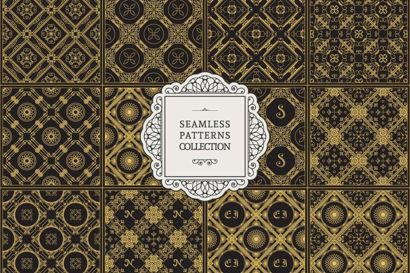12-luxury-seamless-patterns