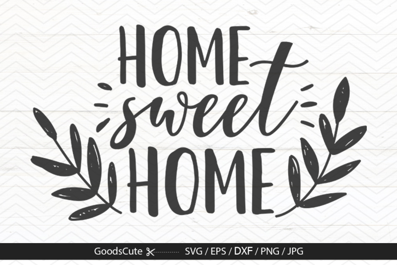 home-sweet-home-svg