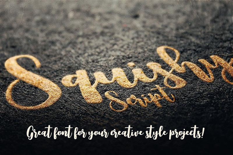 squishy-script-font