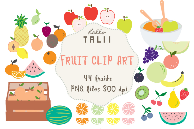fruit-clip-art