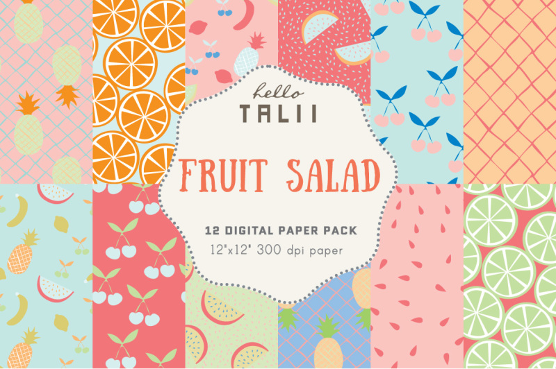 fruit-salad-digital-paper