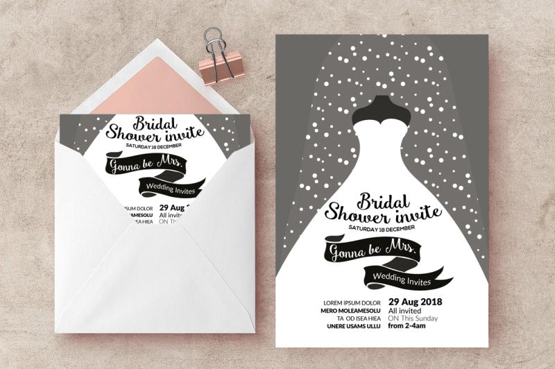 bridal-shower-invitation-flyers