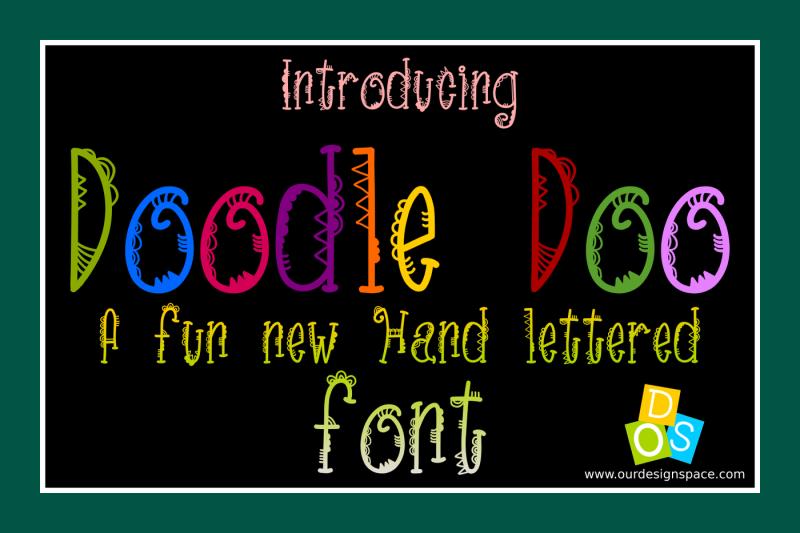 doodledoo-font